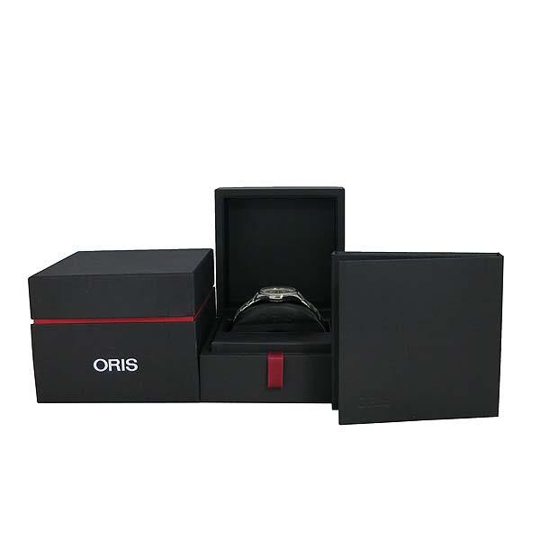 ORIS(오리스) 734 7721 ARTELIER(아뜰리에) 40MM 스켈레톤 오토매틱 스틸 남성용 시계 [동대문점]