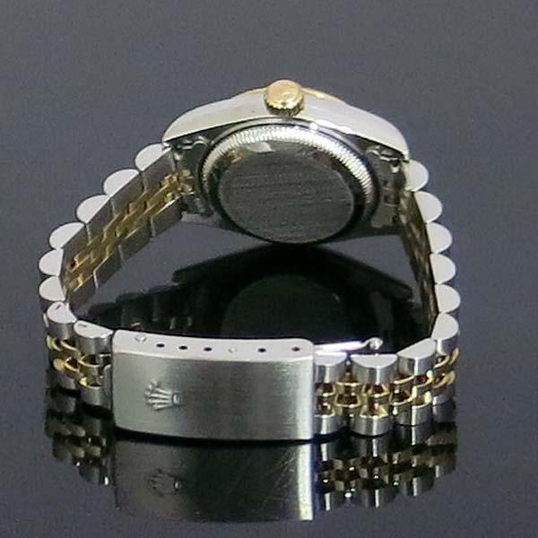 Rolex(로렉스) 79173 18K 콤비 DATEJUST(데이트저스트) 10포인트 다이아 여성용 시계 [동대문점] 이미지3 - 고이비토 중고명품