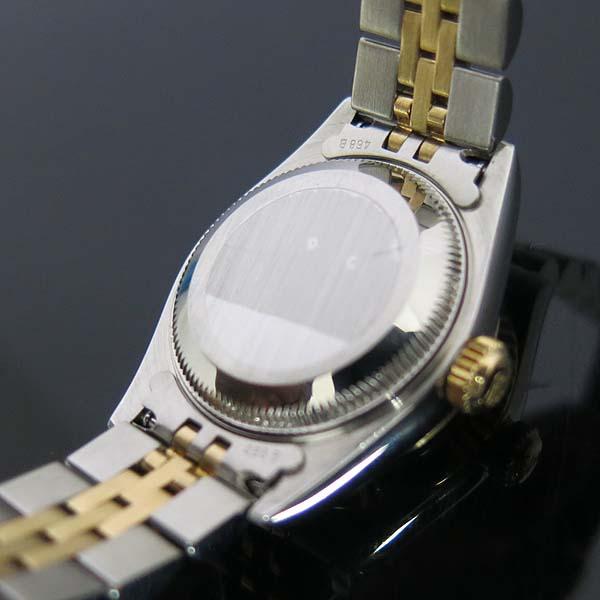 Rolex(로렉스) 79173 18K 콤비 DATEJUST(데이트저스트) 10포인트 다이아 여성용 시계 [동대문점] 이미지4 - 고이비토 중고명품