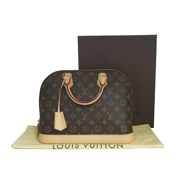 Louis Vuitton(루이비통) M53151 모노그램 캔버스 알마 PM 토트백 [동대문점]