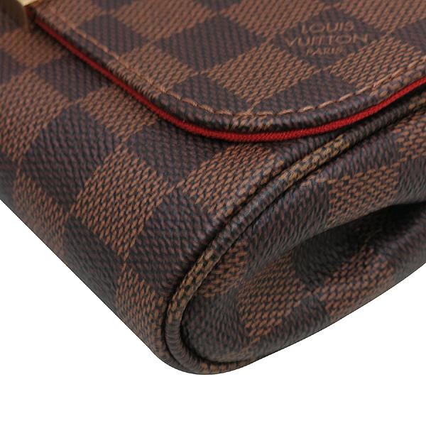 Louis Vuitton(루이비통) N41276 다미에 에벤 캔버스 포쉐트 페이보릿 PM 2WAY [인천점] 이미지6 - 고이비토 중고명품