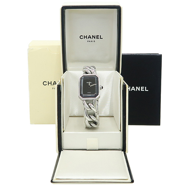 Chanel(샤넬) H0452 프리미에르 M사이즈 은장 체인 스틸 여성용 시계 [강남본점]