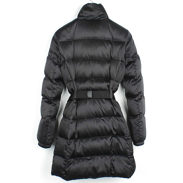 Prada(프라다) 블랙 컬러 구스다운 여성용 패딩 점퍼 [강남본점] 이미지3 - 고이비토 중고명품