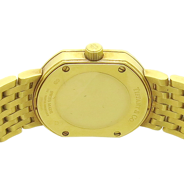 Tiffany(티파니) MARK 18K Y/G 금통 다이아 여성용 시계 [강남본점] 이미지5 - 고이비토 중고명품