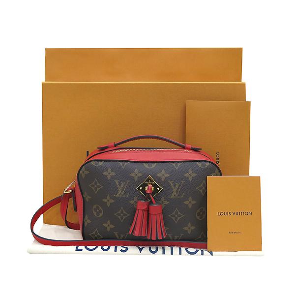 Louis Vuitton(루이비통) M43556 모노그램 캔버스 코클리코 컬러 생통주 술장식 크로스백 [부산센텀본점]