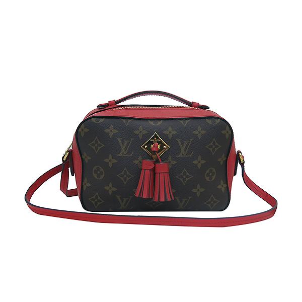 Louis Vuitton(루이비통) M43556 모노그램 캔버스 코클리코 컬러 생통주 술장식 크로스백 [부산센텀본점] 이미지2 - 고이비토 중고명품