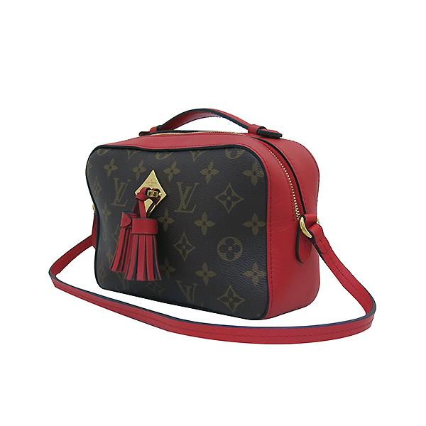 Louis Vuitton(루이비통) M43556 모노그램 캔버스 코클리코 컬러 생통주 술장식 크로스백 [부산센텀본점] 이미지3 - 고이비토 중고명품