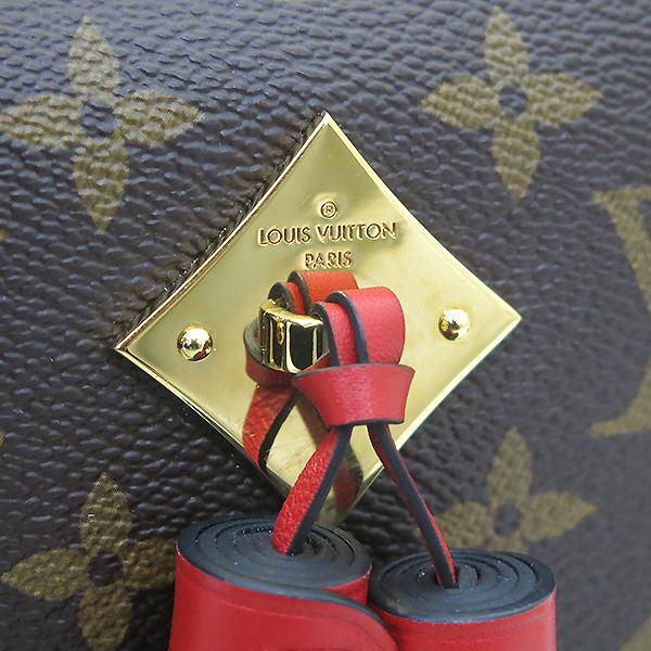 Louis Vuitton(루이비통) M43556 모노그램 캔버스 코클리코 컬러 생통주 술장식 크로스백 [부산센텀본점] 이미지4 - 고이비토 중고명품