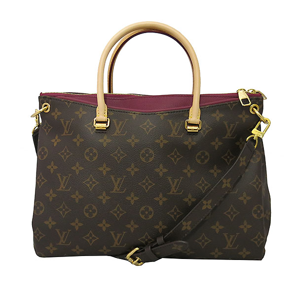 Louis Vuitton(루이비통) M40906 모노그램 캔버스 AURORE 팔라스 토트백 + 숄더 스트랩 2WAY [대구동성로점] 이미지2 - 고이비토 중고명품