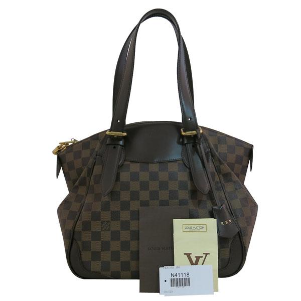 Louis Vuitton(루이비통) N41118 다미에 에벤 캔버스 베로나 MM 숄더백 [대구동성로점]
