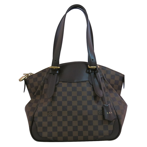 Louis Vuitton(루이비통) N41118 다미에 에벤 캔버스 베로나 MM 숄더백 [대구동성로점] 이미지2 - 고이비토 중고명품