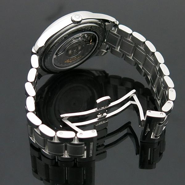 LONGINES(론진) L2.648.4.51.6 MASTER COLLECTION(마스터 콜렉션) BIG DATE 시스루백 스틸 오토매틱 남성용 시계 [인천점] 이미지5 - 고이비토 중고명품