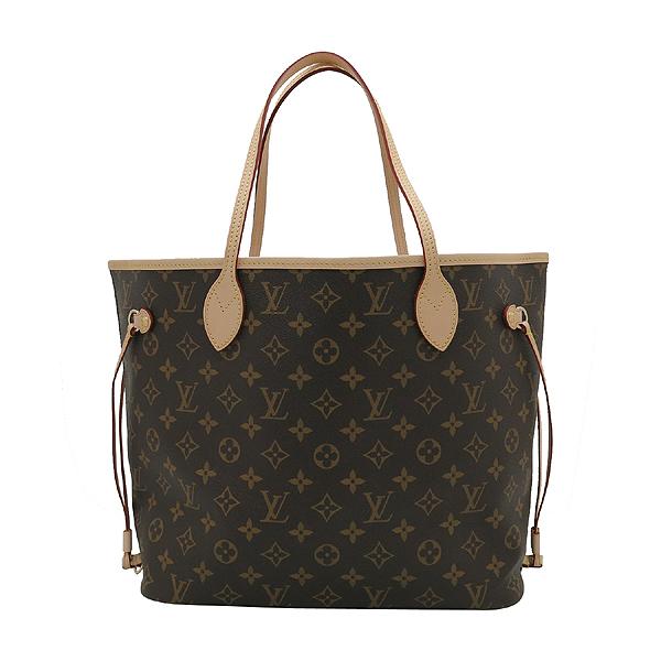 Louis Vuitton(루이비통) M41178 모노그램 캔버스 신형 네버풀 MM 숄더백 + 보조파우치 [인천점] 이미지2 - 고이비토 중고명품