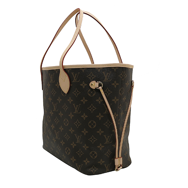 Louis Vuitton(루이비통) M41178 모노그램 캔버스 신형 네버풀 MM 숄더백 + 보조파우치 [인천점] 이미지3 - 고이비토 중고명품