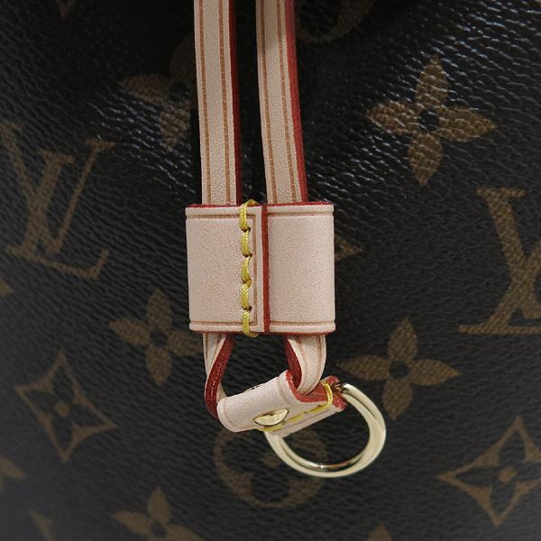 Louis Vuitton(루이비통) M41178 모노그램 캔버스 신형 네버풀 MM 숄더백 + 보조파우치 [인천점] 이미지5 - 고이비토 중고명품