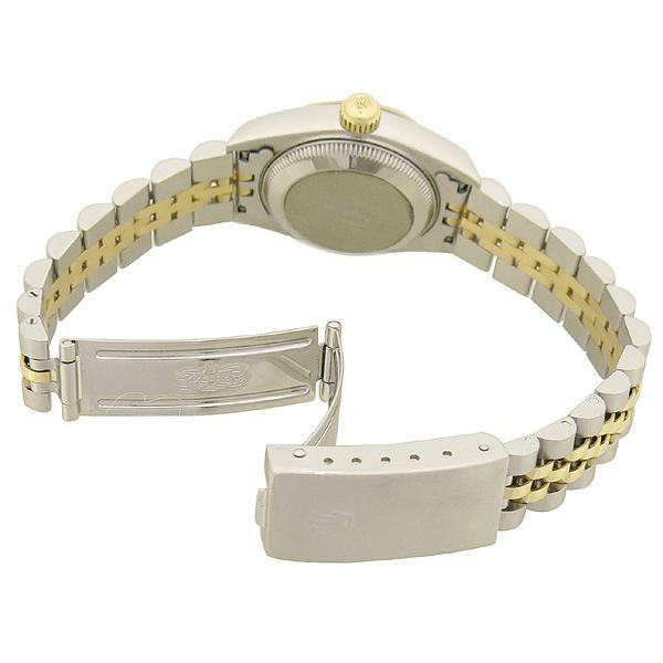 Rolex(로렉스) 79173 18K 콤비 DATEJUST(데이트저스트) 10포인트 에프터 다이아 여성용 시계 [강남본점] 이미지4 - 고이비토 중고명품
