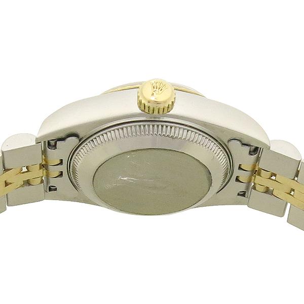 Rolex(로렉스) 79173 18K 콤비 DATEJUST(데이트저스트) 10포인트 에프터 다이아 여성용 시계 [강남본점] 이미지5 - 고이비토 중고명품