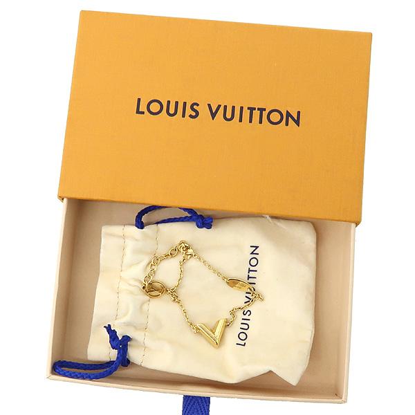 Louis Vuitton(루이비통) M61084 에센셜 V 팔찌 [강남본점]