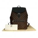 Louis Vuitton(루이비통) M40637 모노그램 마카사르 캔버스 포크 파크 백팩 [동대문점]