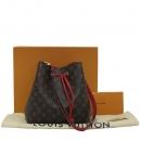 Louis Vuitton(루이비통) M44021 모노그램 캔버스 네오 노에 버킷 숄더백 [대구반월당본점]