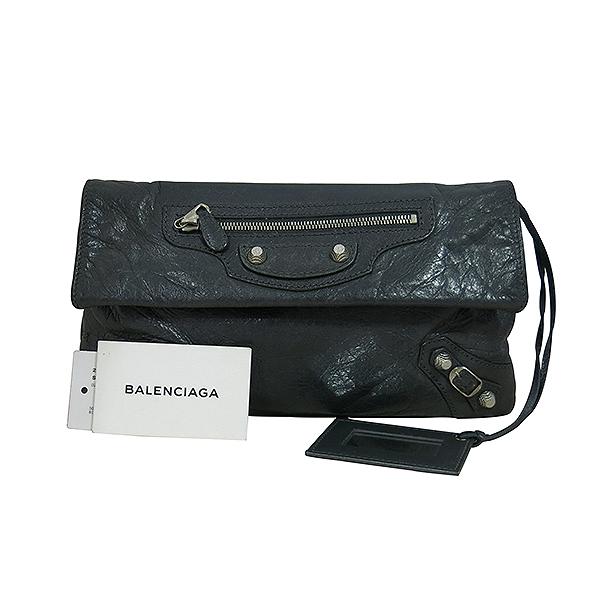 Balenciaga(발렌시아가) 327079 그레이 컬러 엔벨로프 클러치 겸 크로스백 [대구동성로점]