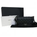 Chanel(샤넬) A67086 블랙 램스킨 보이샤넬 S사이즈 빈티지 금장 체인 숄더백 [대구동성로점]