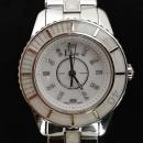 Dior(크리스챤디올) CD112112 화이트 사파이어 크리스탈 여성용 시계 [동대문점]