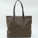Louis Vuitton(루이비통) N51152 다미에 에벤 캔버스 Cabas Mezzo 숄더백 [강남본점]