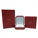 Cartier(까르띠에) B4050758 18K 핑크 골드 1포인트 다이아 미니 러브링 반지 [인천점]