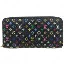 Louis Vuitton(루이비통) M60243 모노그램 멀티 블랙 지피월릿 장지갑 [강남본점]