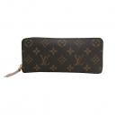 Louis Vuitton(루이비통) M61298 모노그램 캔버스 로즈 발레린 클레망스 장지갑 [부산센텀본점]
