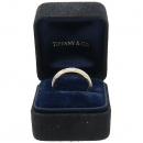 Tiffany(티파니) PT950(플래티늄) + 18K 옐로우골드 콤비 밀그레인 3MM 반지 - 20.5호 [강남본점]