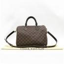Louis Vuitton(루이비통) N41367 다미에 에벤 캔버스 신형 반둘리에 스피디 30 토트백 + 숄더 스트랩 2WAY [강남본점]