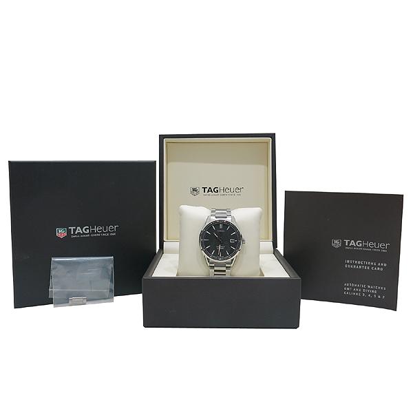 Tag Heuer(태그호이어) WAR211A BA0782 CARRERA(까레라) Calibre5(칼리브5) 오토매틱 스틸 남성용 시계 [인천점]
