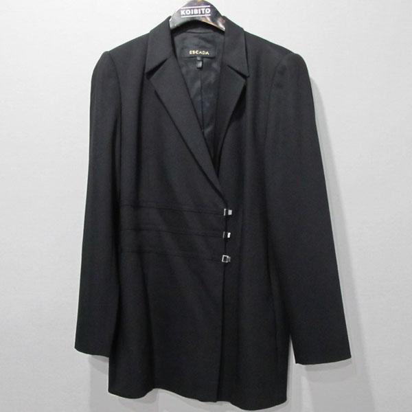 Escada(에스까다) 블랙컬러 여성용 자켓 [대구반월당본점]