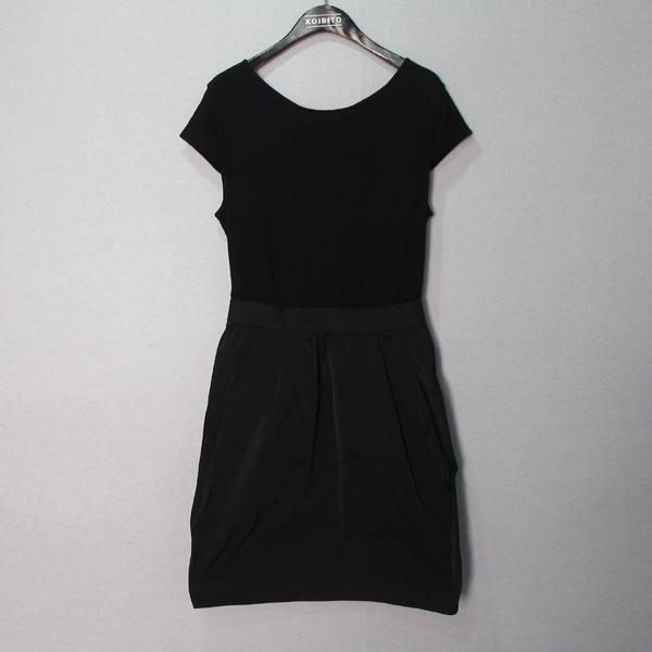 THEORY(띠어리) 블랙 컬러 여성용 원피스 [대구반월당본점]
