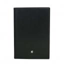 Montblanc(몽블랑) U0114574 블랙 레더 마이스터튁 여권 지갑 [동대문점]