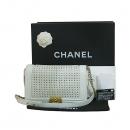 Chanel(샤넬) A90183Y2586310601 금장 보이 샤넬 아이보리 퍼포레이션 체인 숄더백 [대구동성로점]