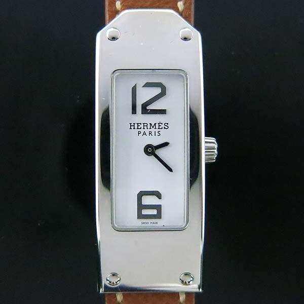 Hermes(에르메스) KT1.210 KELLY 켈리2 브라운 레더 여성용 시계 [동대문점] 이미지2 - 고이비토 중고명품