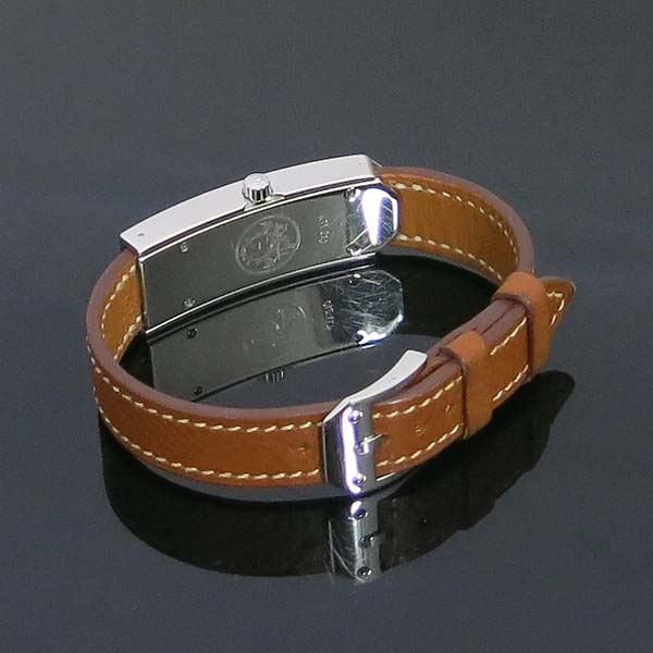 Hermes(에르메스) KT1.210 KELLY 켈리2 브라운 레더 여성용 시계 [동대문점] 이미지4 - 고이비토 중고명품