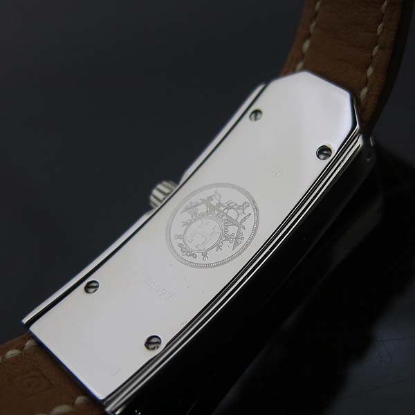 Hermes(에르메스) KT1.210 KELLY 켈리2 브라운 레더 여성용 시계 [동대문점] 이미지5 - 고이비토 중고명품