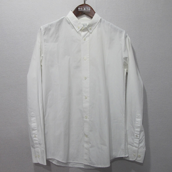 MARTIN MARGIELA MARNI(마틴 마르지엘라) 남성용 화이트 셔츠 [대구반월당본점]
