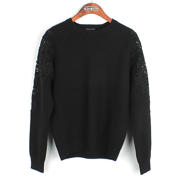 THEORY(띠어리) 블랙 컬러 여성용 티셔츠 [강남본점]