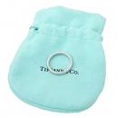 Tiffany(티파니) PT950(플레티늄) 엘사퍼레티 1포인트 다이아 반지 - 10호 [강남본점]