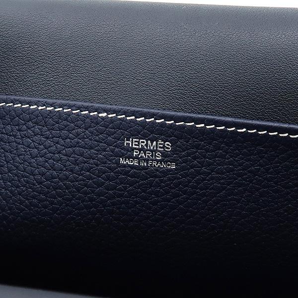 Hermes(에르메스) HALZAN(알잔/할잔) 레더 4WAY (클러치/숄더/크로스/토트) [강남본점] 이미지5 - 고이비토 중고명품