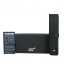 Montblanc(몽블랑) 14309 블랙 레더 마이스터스튁 펜 케이스 [동대문점]