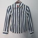 Vivienne_Westwood (비비안 웨스트우드) 네이비 스트라이프 여성용 셔츠 [대구반월당본점]