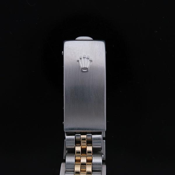 Rolex(로렉스) 79173 DATEJUST(데이트저스트) 18K 골드 콤비 화이트 다이얼 로마 인덱스 데이트 오토매틱 여성용 시계 [인천점] 이미지5 - 고이비토 중고명품