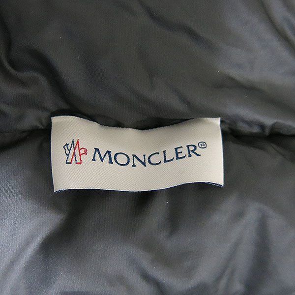 MONCLER(몽클레어) MAGLIONE TRICOT 패딩 니트 혼방 집업 가디건 [대구동성로점] 이미지4 - 고이비토 중고명품