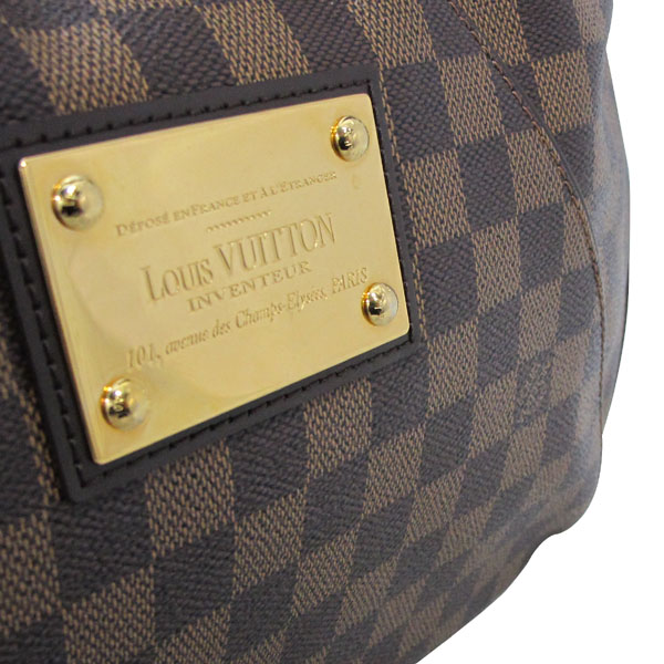 Louis Vuitton(루이비통) N48181 다미에 에벤 캔버스 템즈 GM 숄더백 [대구반월당본점] 이미지4 - 고이비토 중고명품